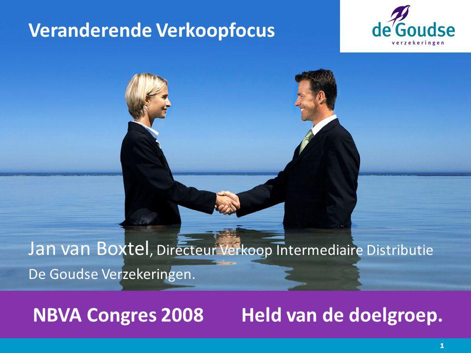 NBVA Congres 2008 Held van de doelgroep.