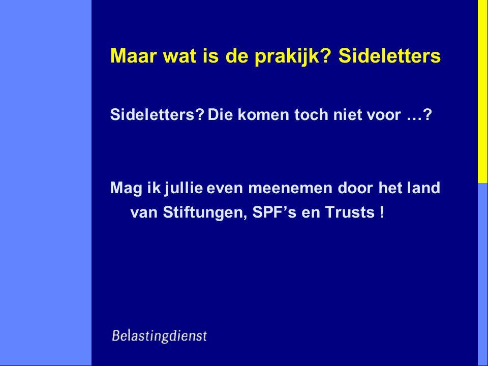 Sideletter ING: in het Nederlands...