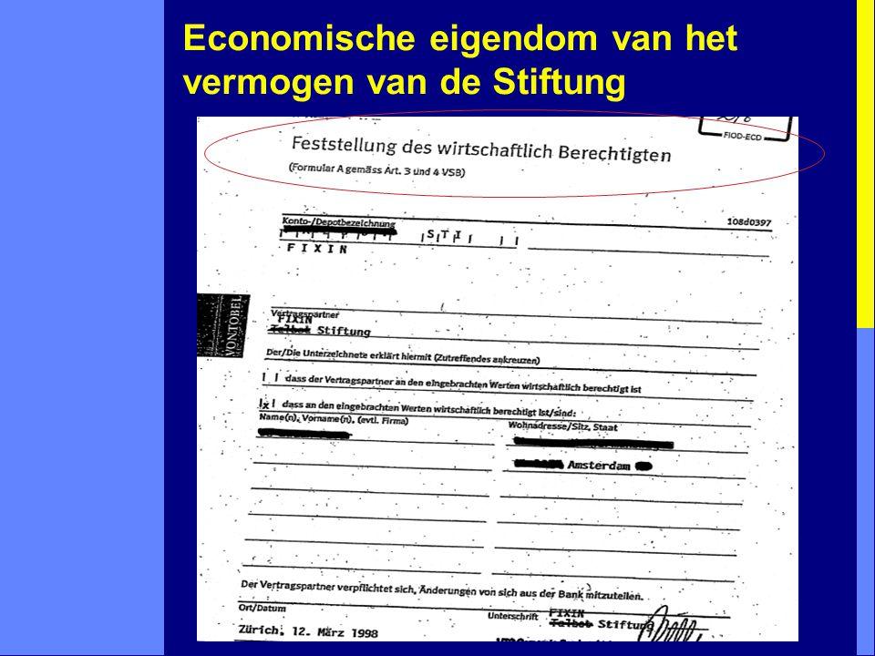 Doel van de nieuwe wetgeving Onduidelijke buitenlandse rechtsfiguren fiscaal onaantrekkelijk maken Beëindigen huidige zwevende vermogens Budgettaire dekking tariefsverlagingen Heldere wetgeving: betere IB- en S&S- aangiften Concrete invorderingsmogelijkheden in Nederland