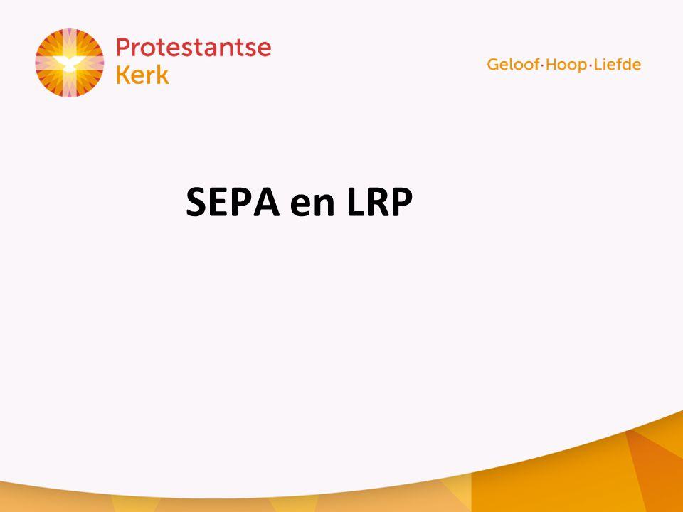 SEPA en LRP