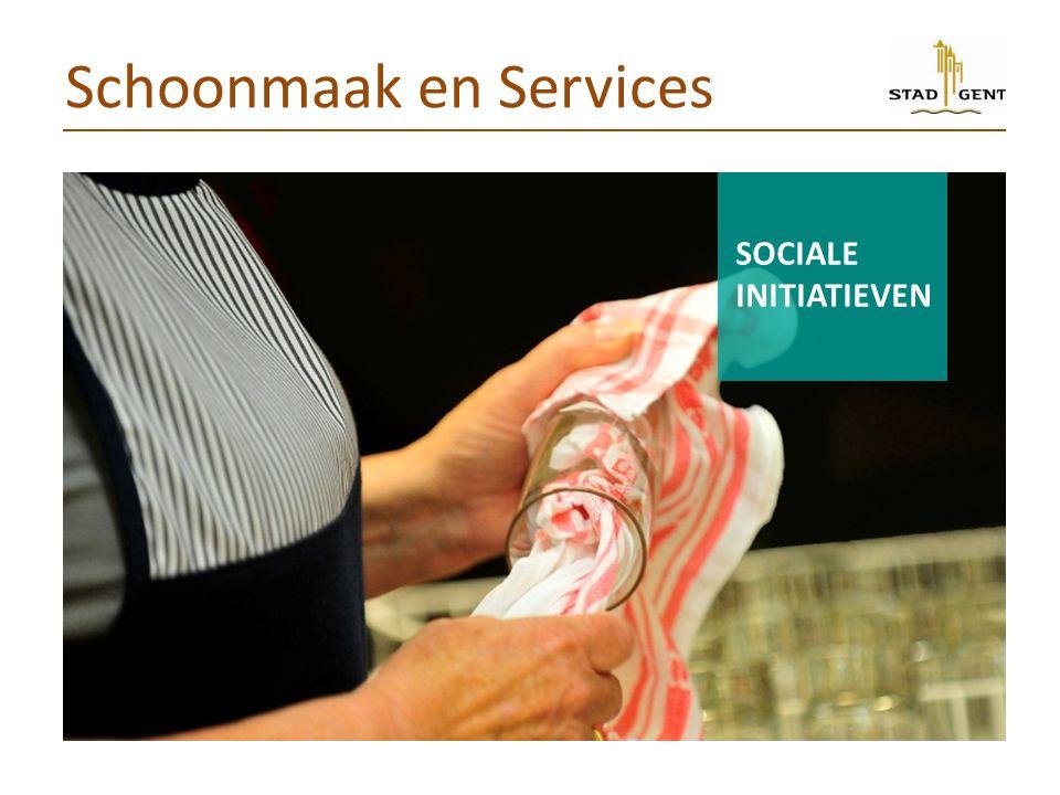 Schoonmaak en Services SOCIALE INITIATIEVEN