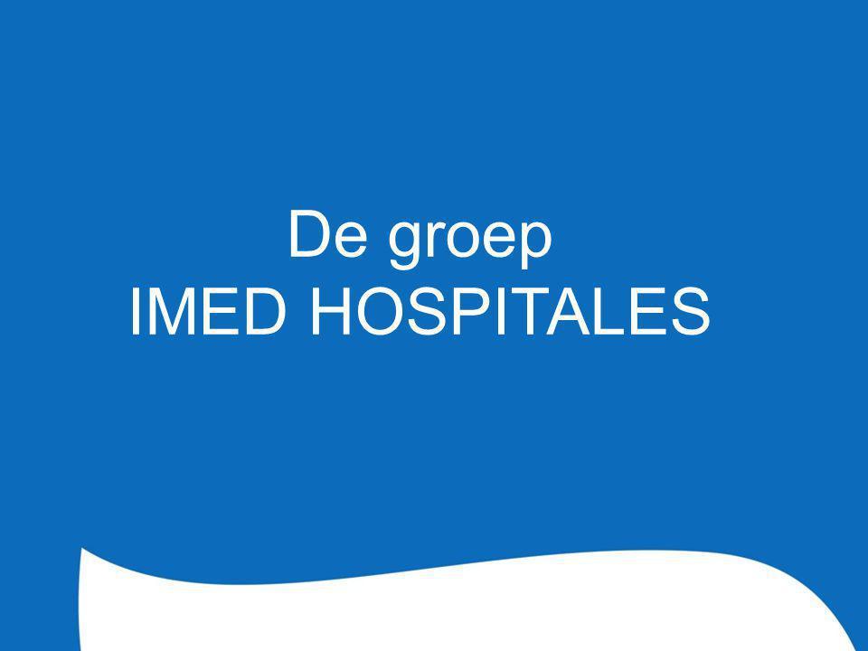 De groep IMED HOSPITALES