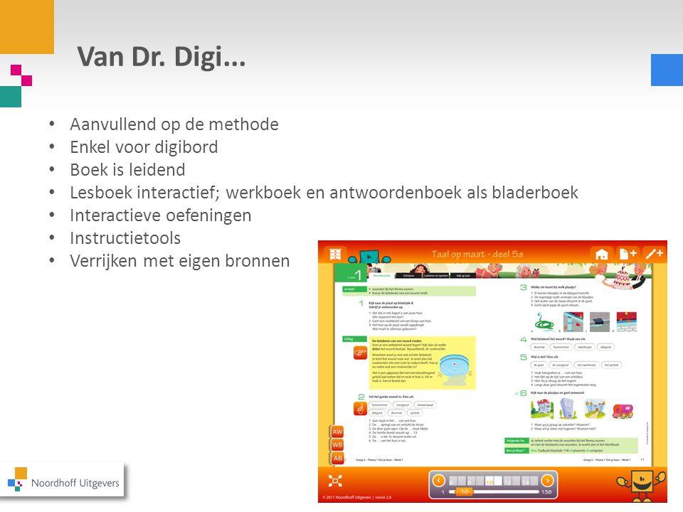 Van Dr.Digi...