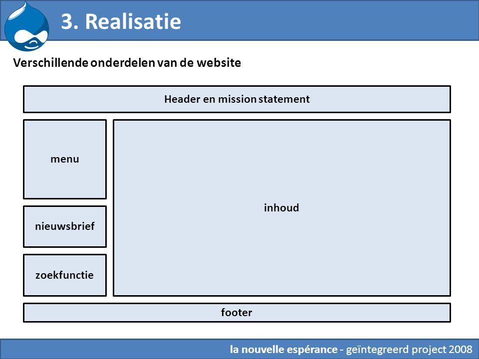 Header en mission statement menu 6.