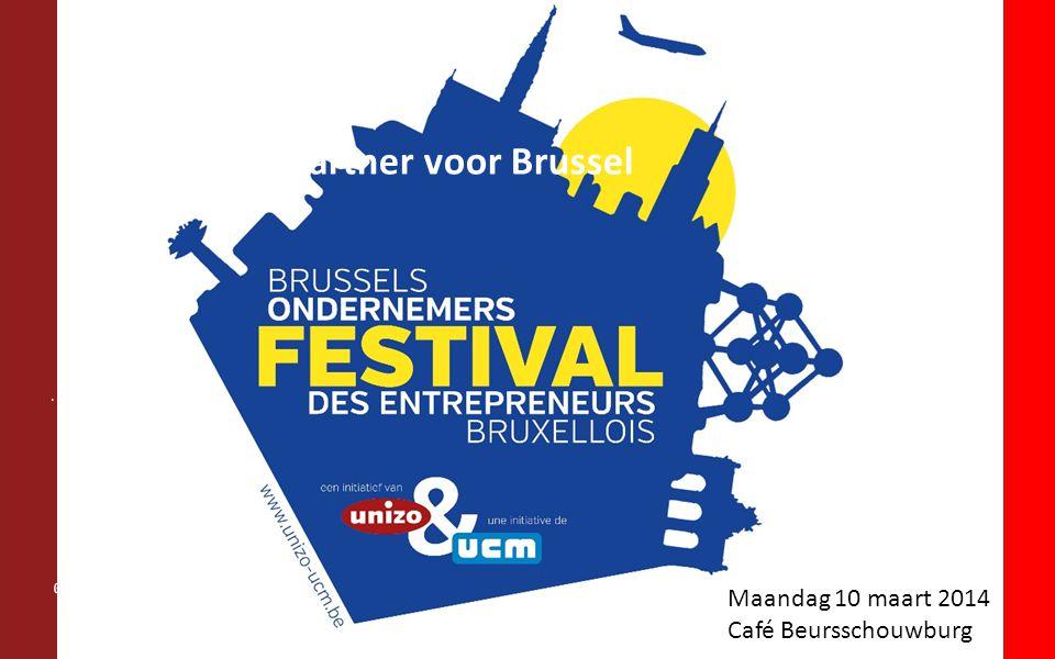 © Unizo UNIZO Sectorenoverleg Juridisch-Economische Commissie Sociale Commissie UNIZO Studiedienst Overzicht studies mbt tot Brussels Hoofdstedelijk G