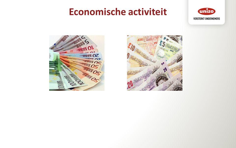 Economische activiteit