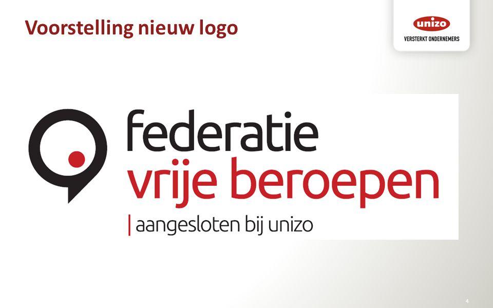 Voorstelling nieuw logo © Unizo4
