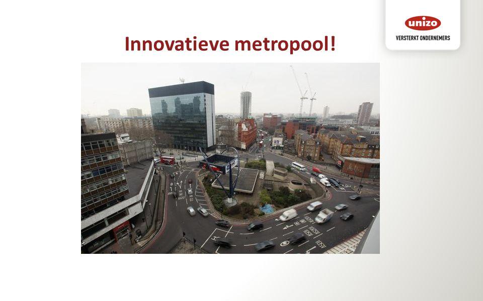 Innovatieve metropool!