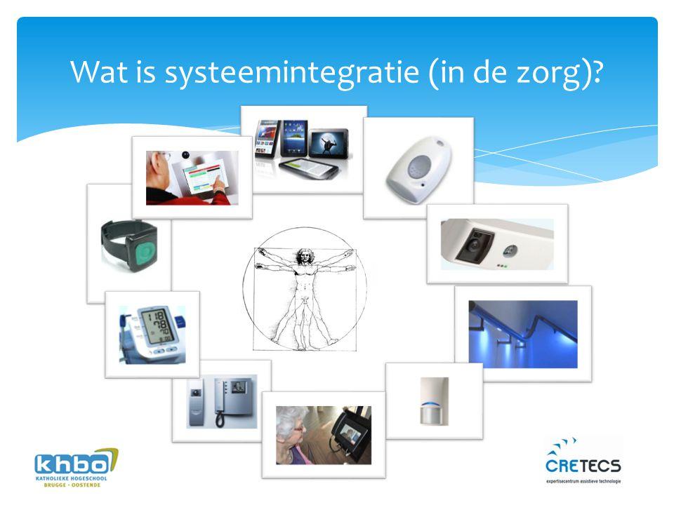 Wat is systeemintegratie (in de zorg)