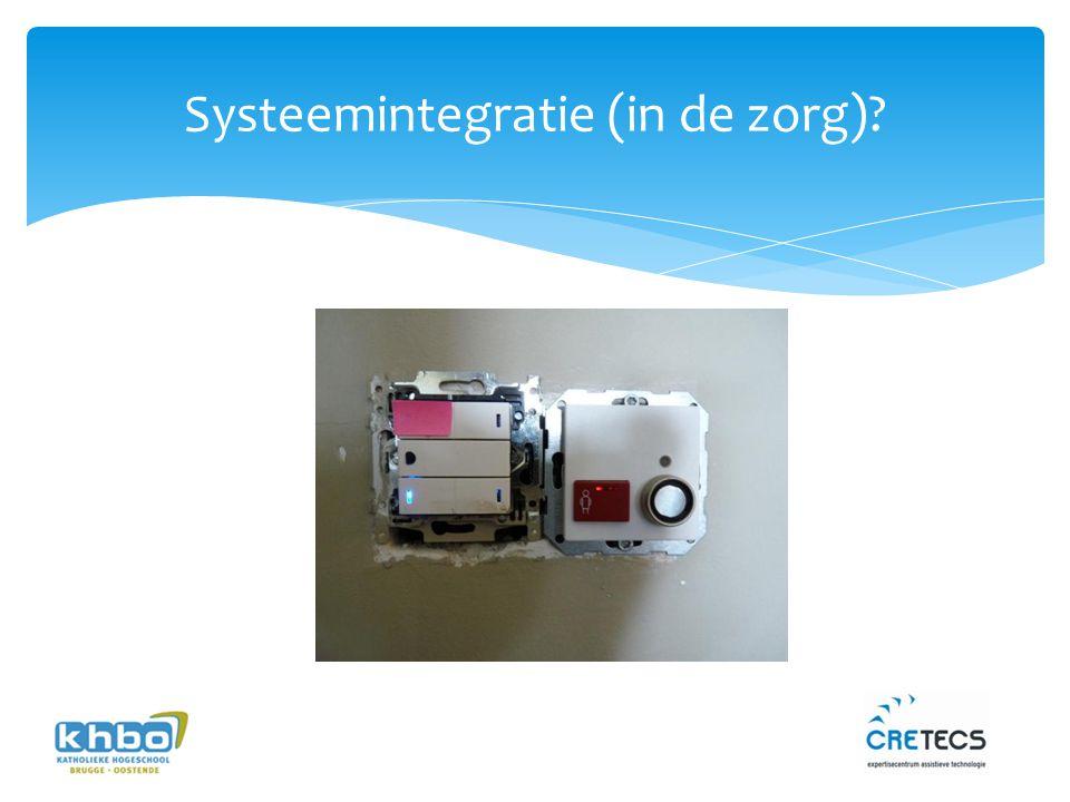 Systeemintegratie (in de zorg)
