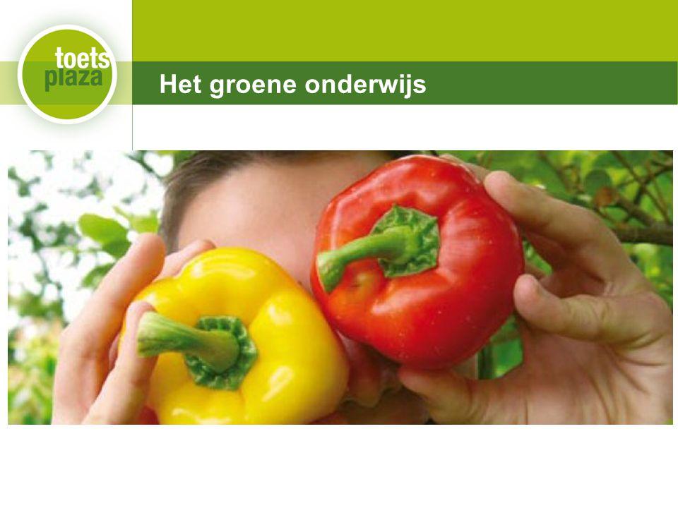 Expertiseteam Toetsenbank Het groene onderwijs