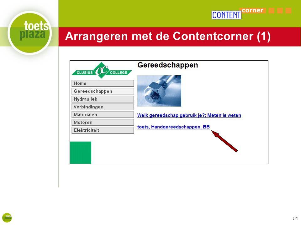 Expertiseteam Toetsenbank Arrangeren met de Contentcorner (1) 51
