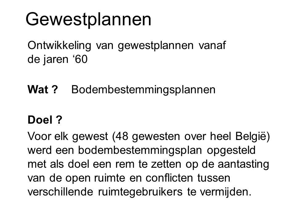 Gewestplan van Roeselare
