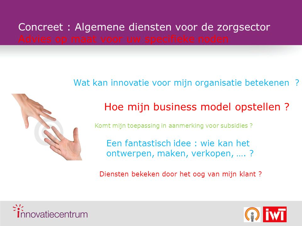 There is surely nothing quite so useless as doing with great efficiency what should not be done at all (Peter Drucker) (innovatie)strategie