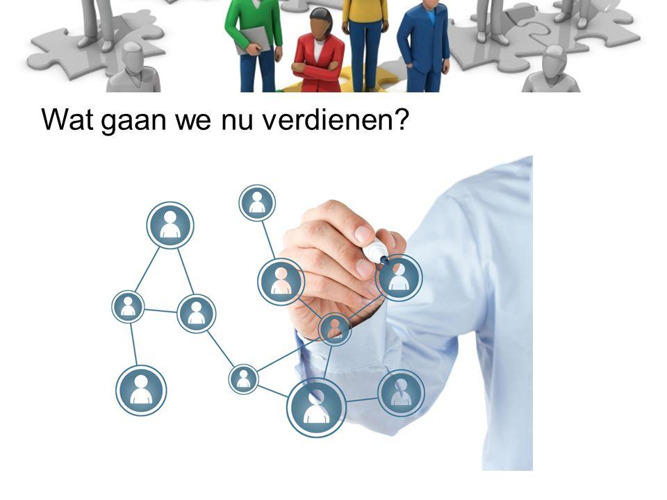 Werk je rot (punt NL) Wat gaan we nu verdienen