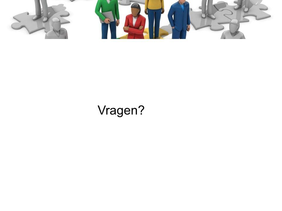 Werk je rot (punt NL) Vragen