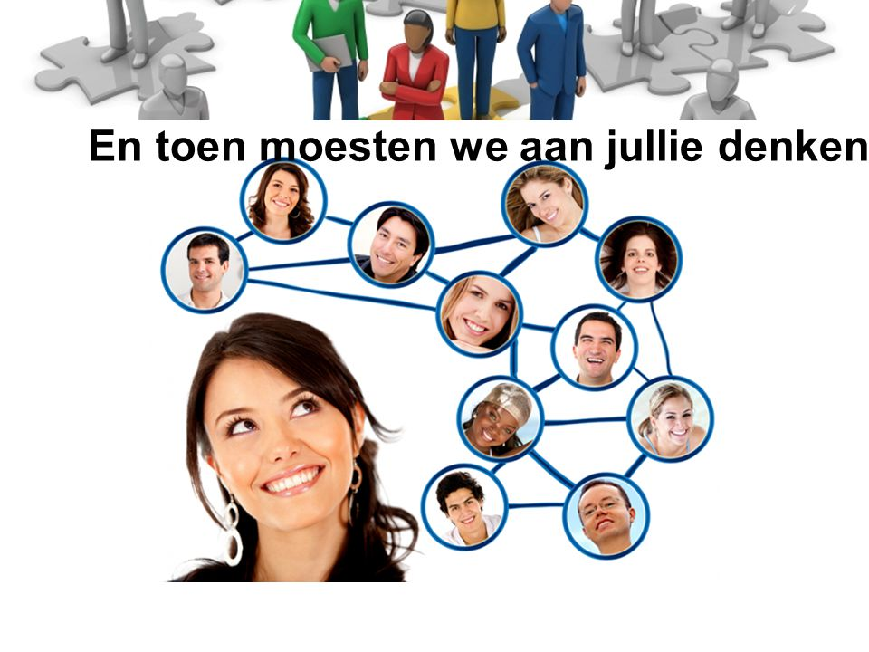 Werk je rot (punt NL) En toen moesten we aan jullie denken!
