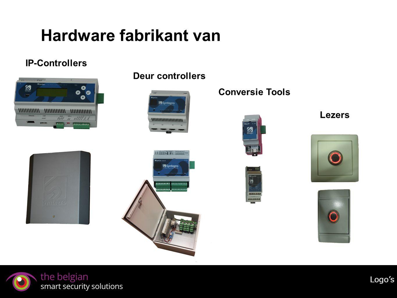 Hardware fabrikant van Logo's IP-Controllers Deur controllers Conversie Tools Lezers