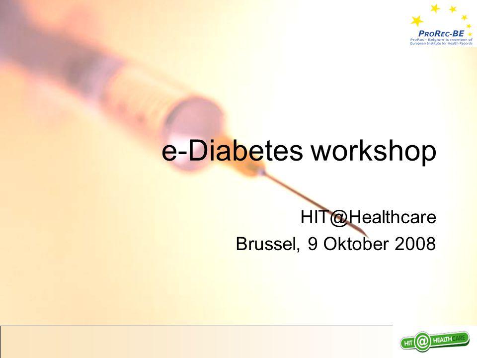2 Indeling 1.Korte inleiding – Dr.Jos Devlies 2.Het Diabetes Zorgteam – Dr.