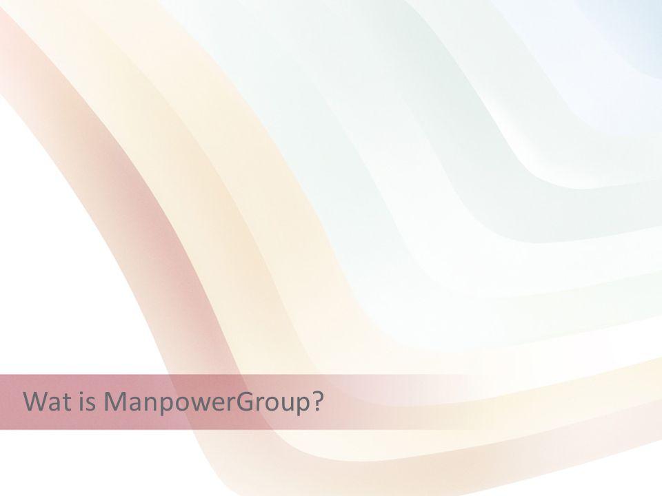 MSP by TAPFIN & RBS TAPFIN by ManpowerGroup Solutions   Thursday, July 10, 20146 ManpowerGroup Wereldleider in innovatieve arbeidsmarktoplossingen