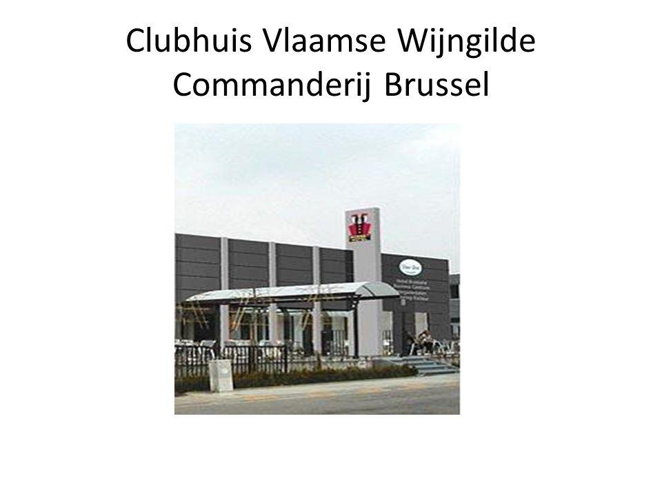 Clubhuis Vlaamse Wijngilde Commanderij Brussel
