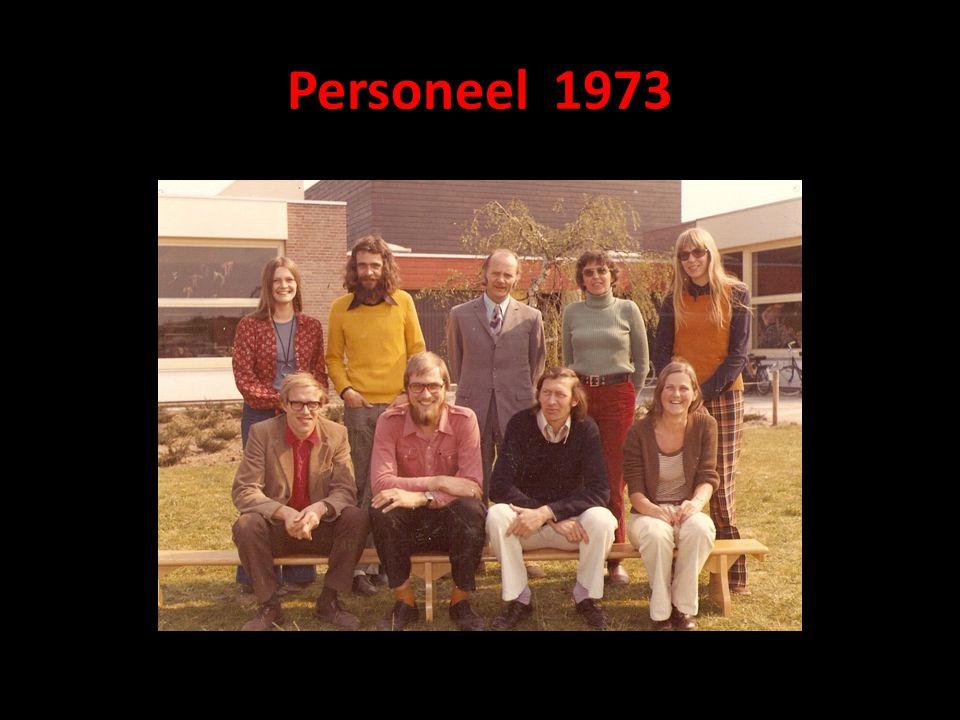 Personeel 1973