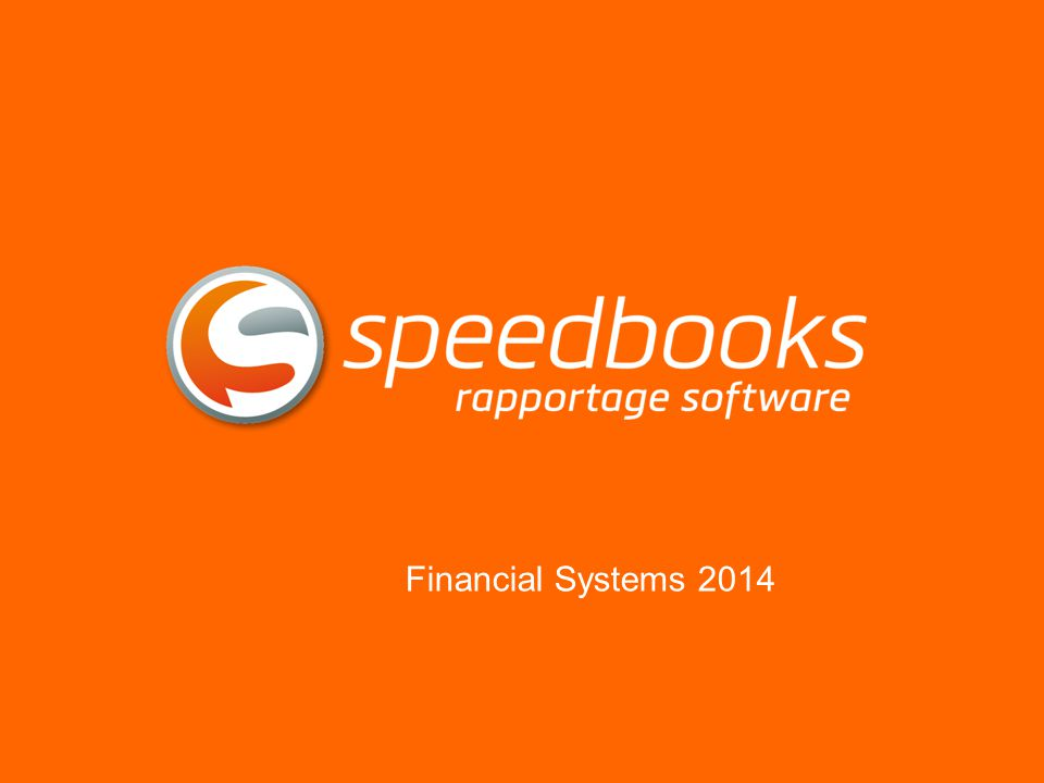 Financial Systems 2014
