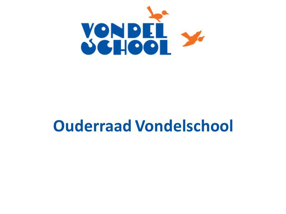 Ouderraad Vondelschool