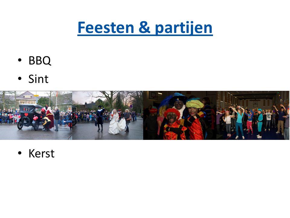 Feesten & partijen BBQ Sint Kerst
