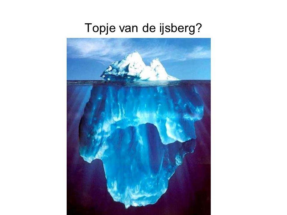 Topje van de ijsberg? HOVO