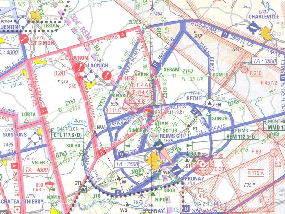 Reims en omstreken De vliegbasis van Reims is gesloten, alle luchtruim in dit verband is verdwenen De vliegbasis van Reims is gesloten, alle luchtruim