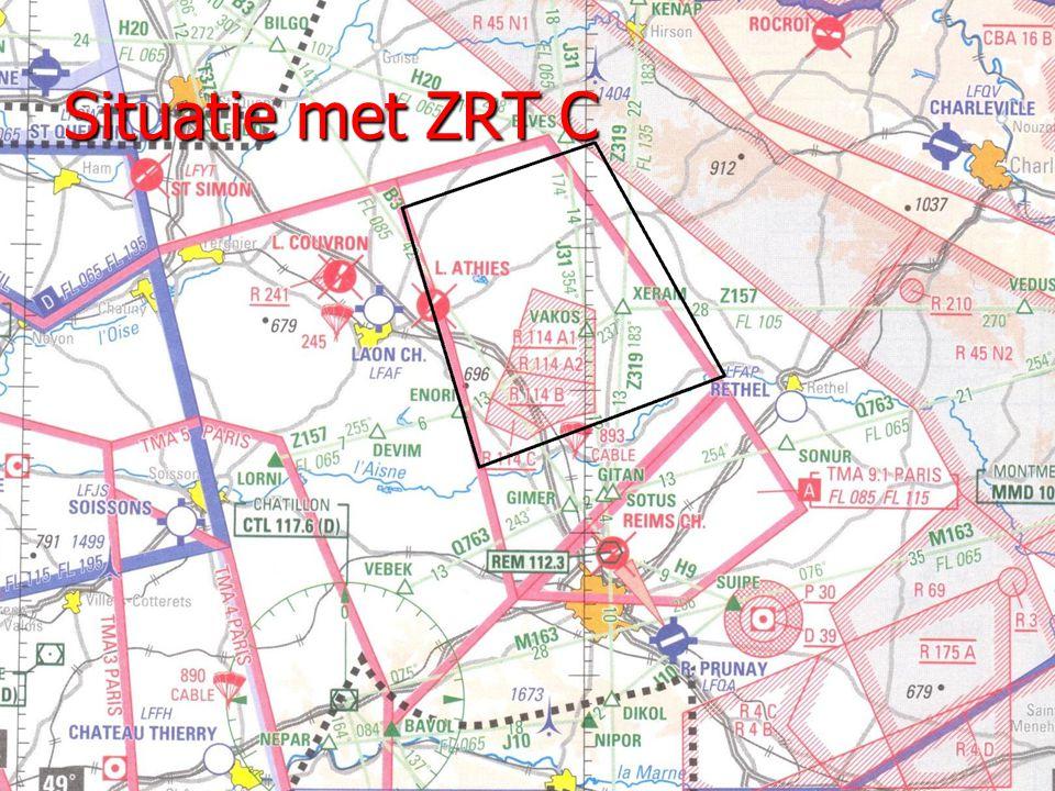 Situatie met ZRT C