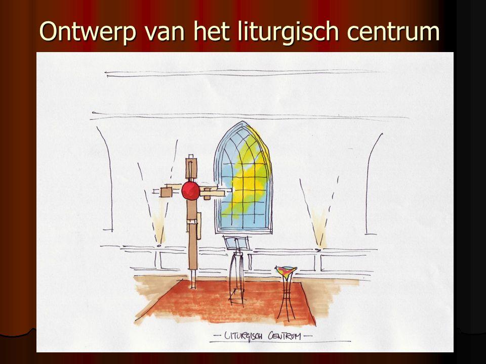 Ontwerp van het liturgisch centrum