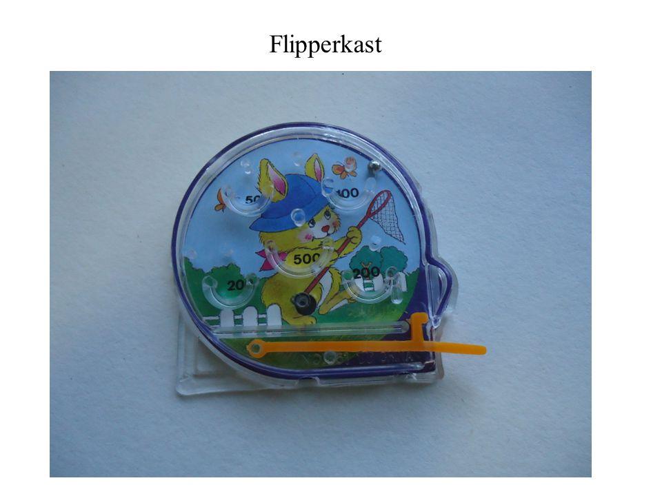 Flipperkast