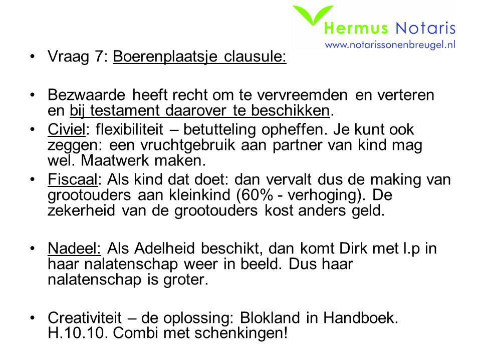 Vraag 15 Heineken Seppi.