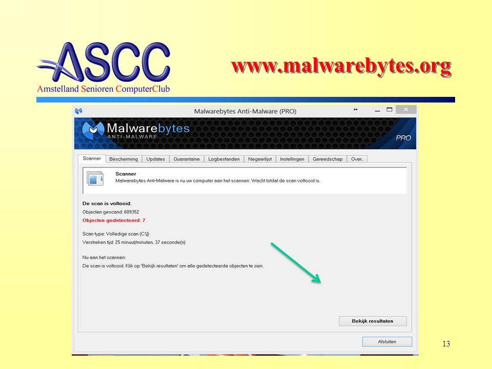 13 www.malwarebytes.org