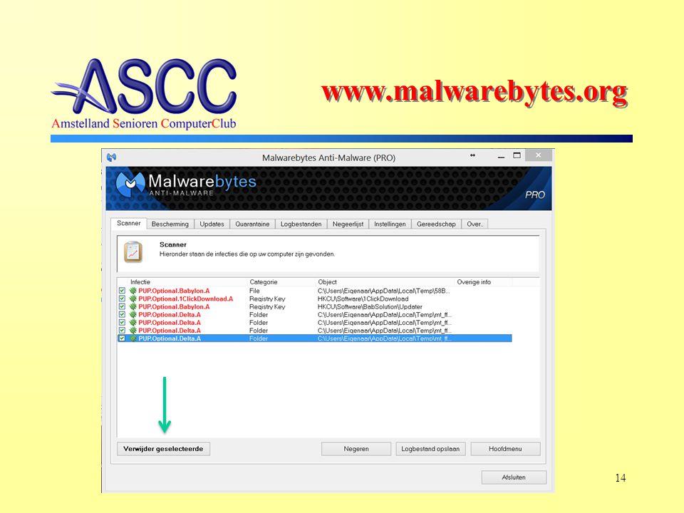 14 www.malwarebytes.org