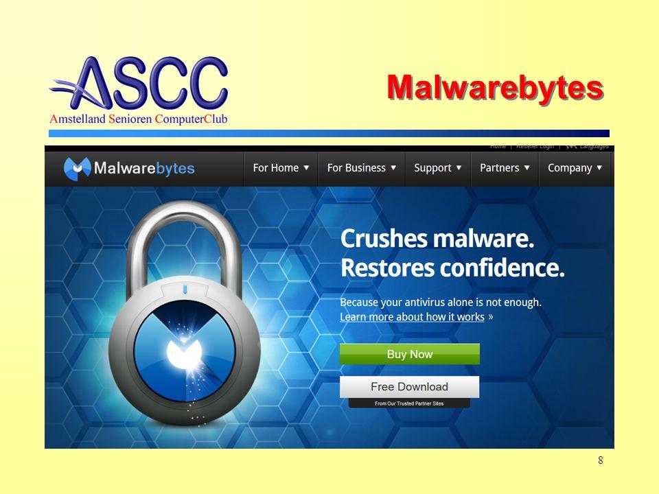 8 Malwarebytes