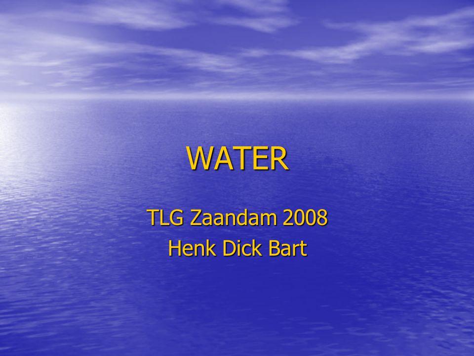 WATER TLG Zaandam 2008 Henk Dick Bart