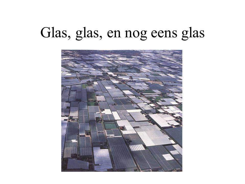 Glas, glas, en nog eens glas