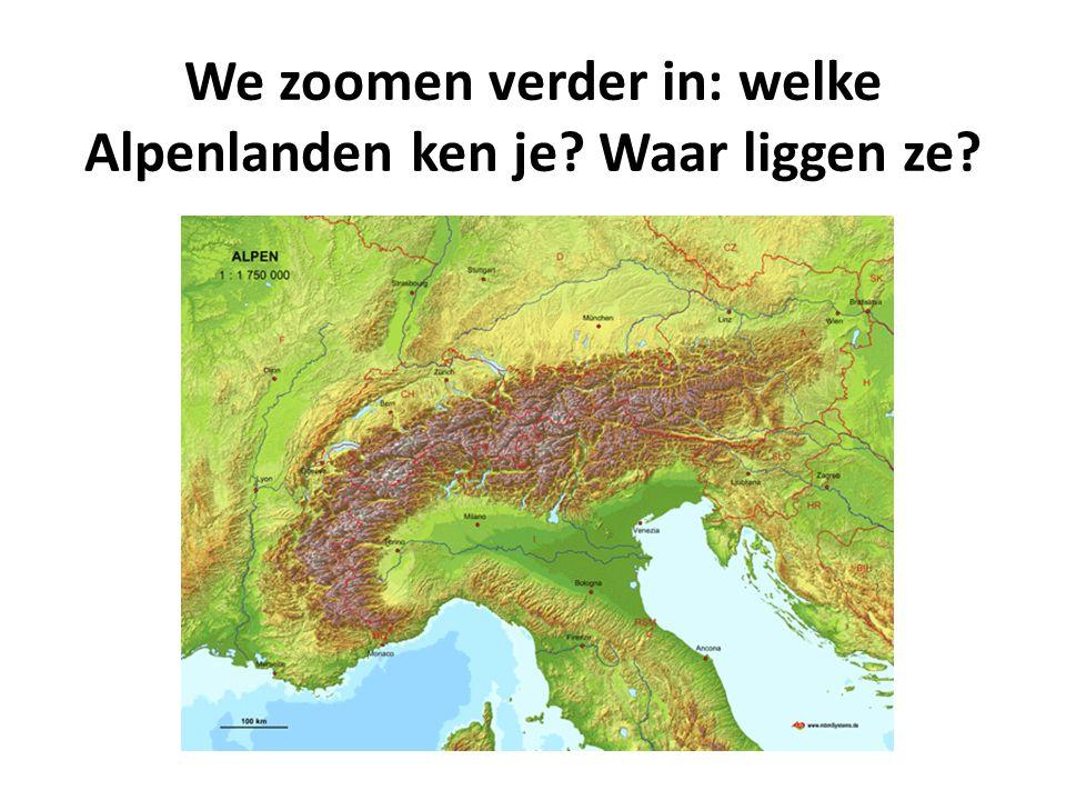 Of het water komt uit de grond! Komt er landbouw voor in deze droge gebieden?