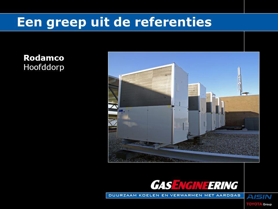 Een greep uit de referenties Rodamco Hoofddorp