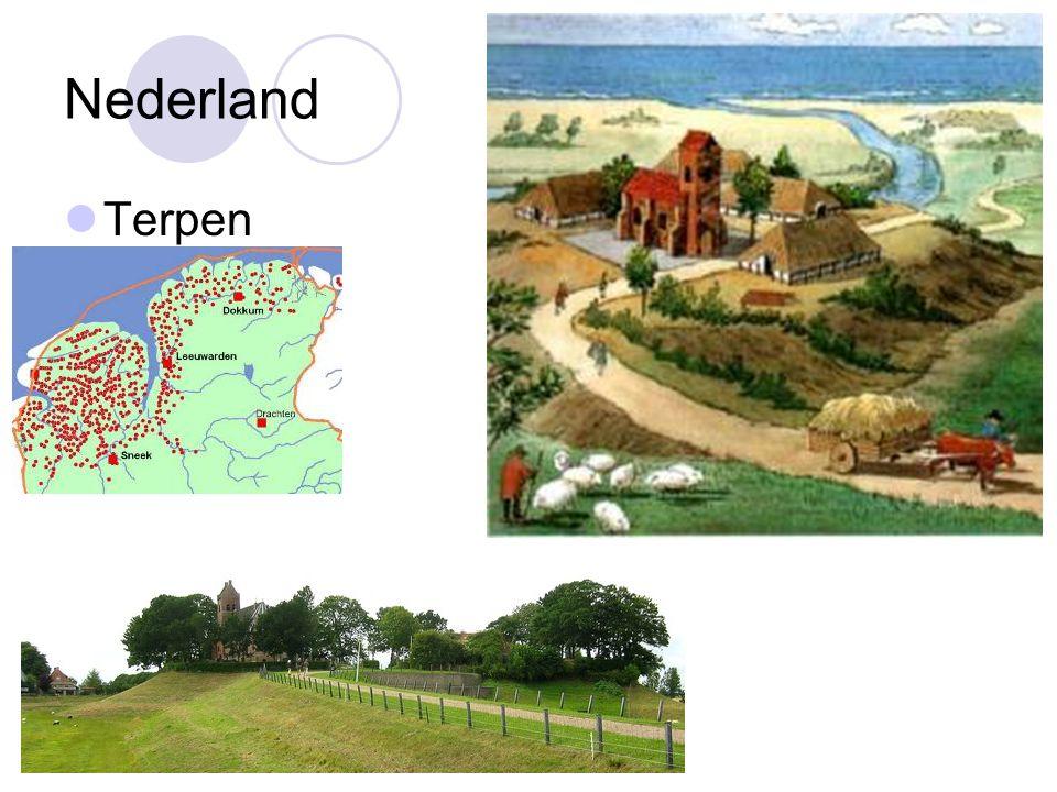 Nederland Terpen