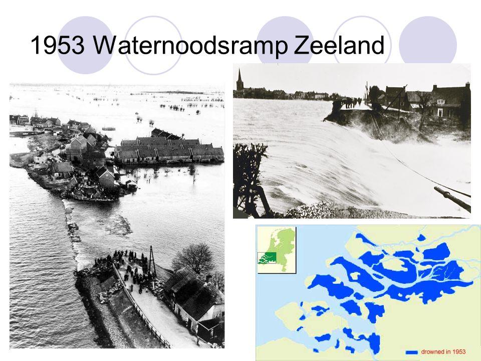 1953 Waternoodsramp Zeeland