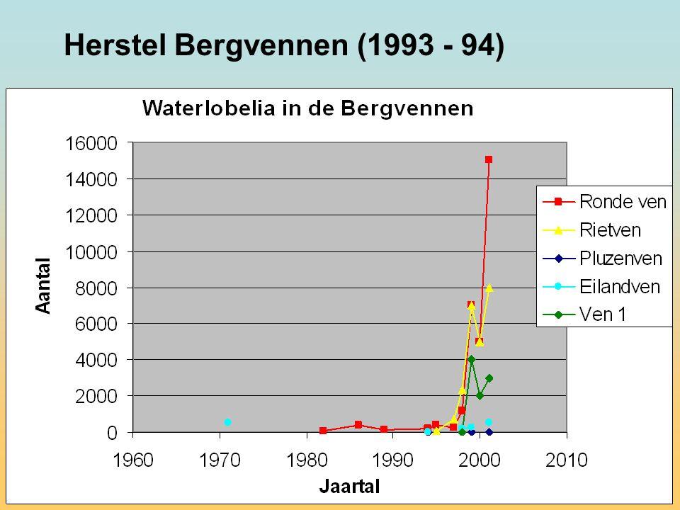 Herstel Bergvennen (1993 - 94)