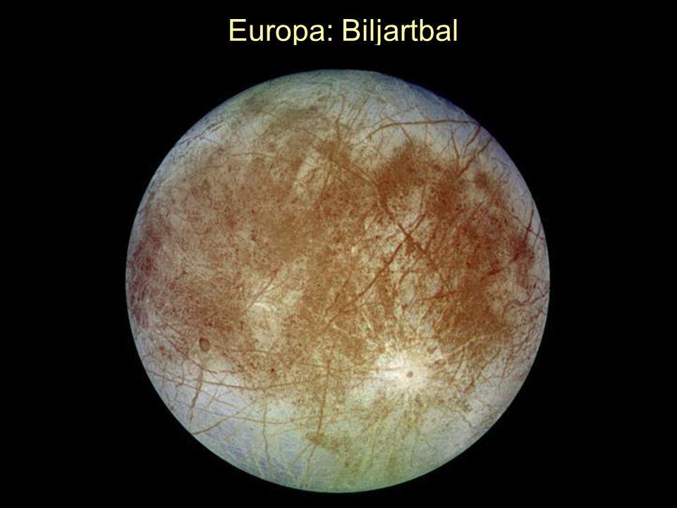 Io Europa: Biljartbal