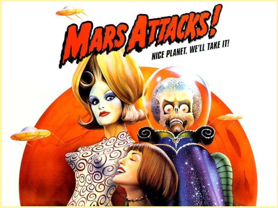 Mars Al heel lang fascinatie van mensheid