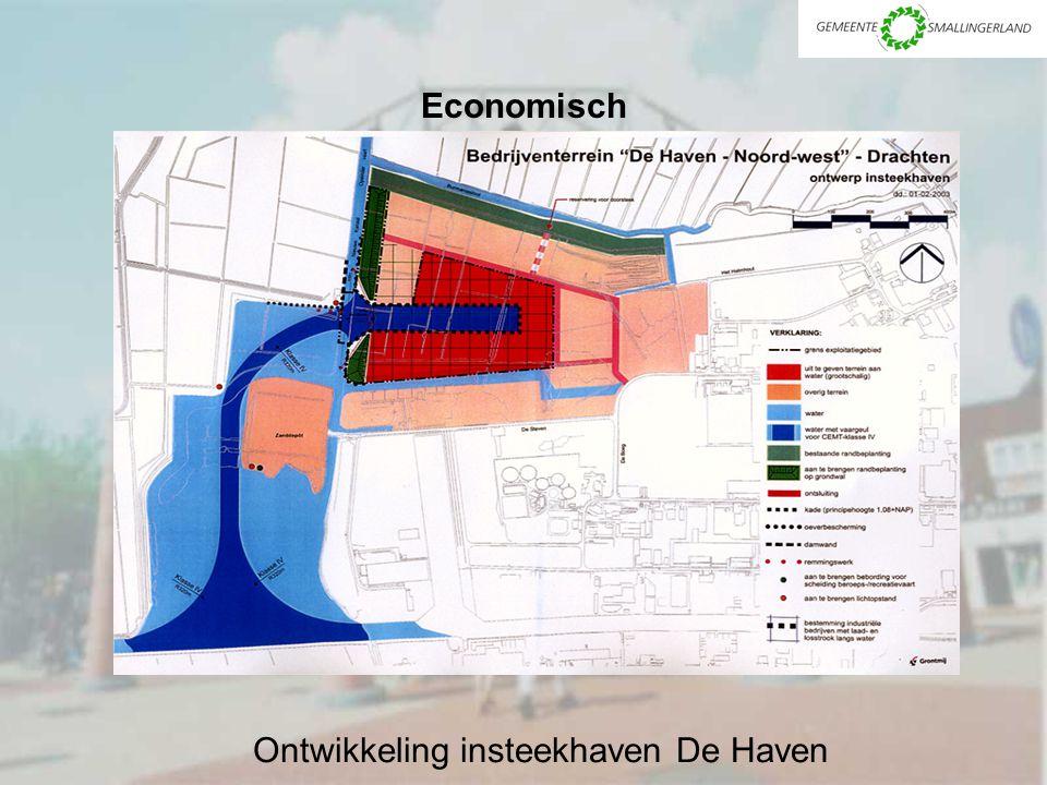 Economisch Ontwikkeling insteekhaven De Haven