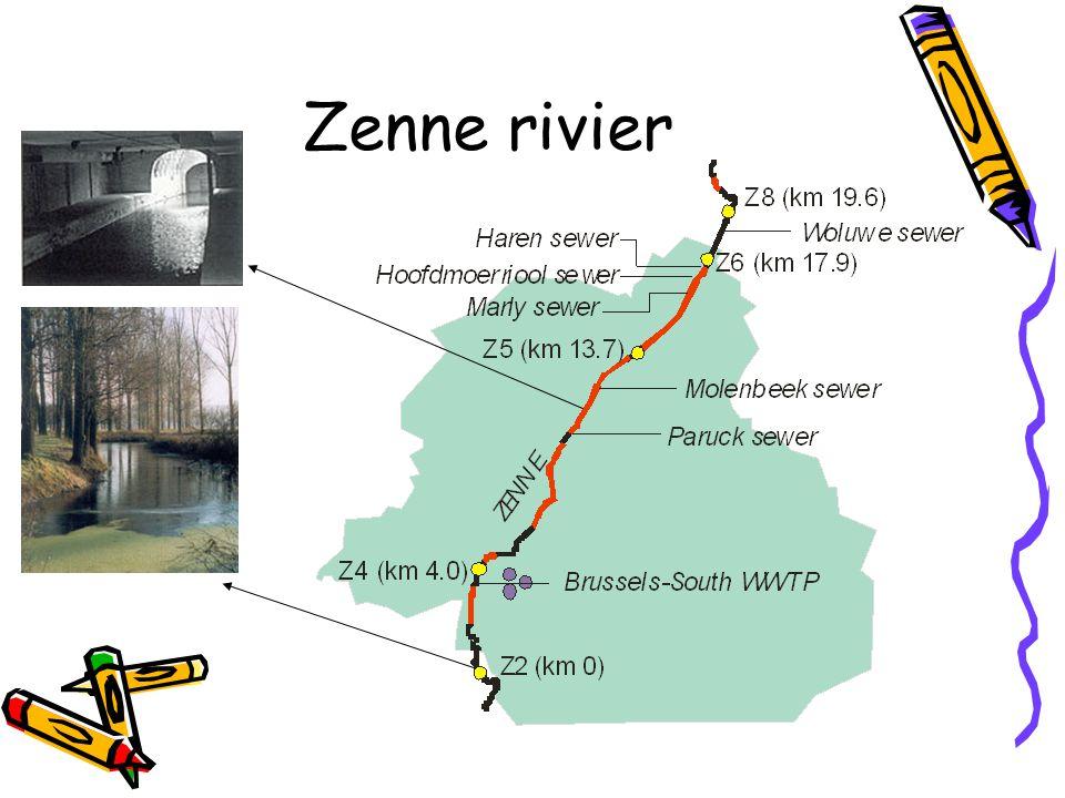 Zenne rivier