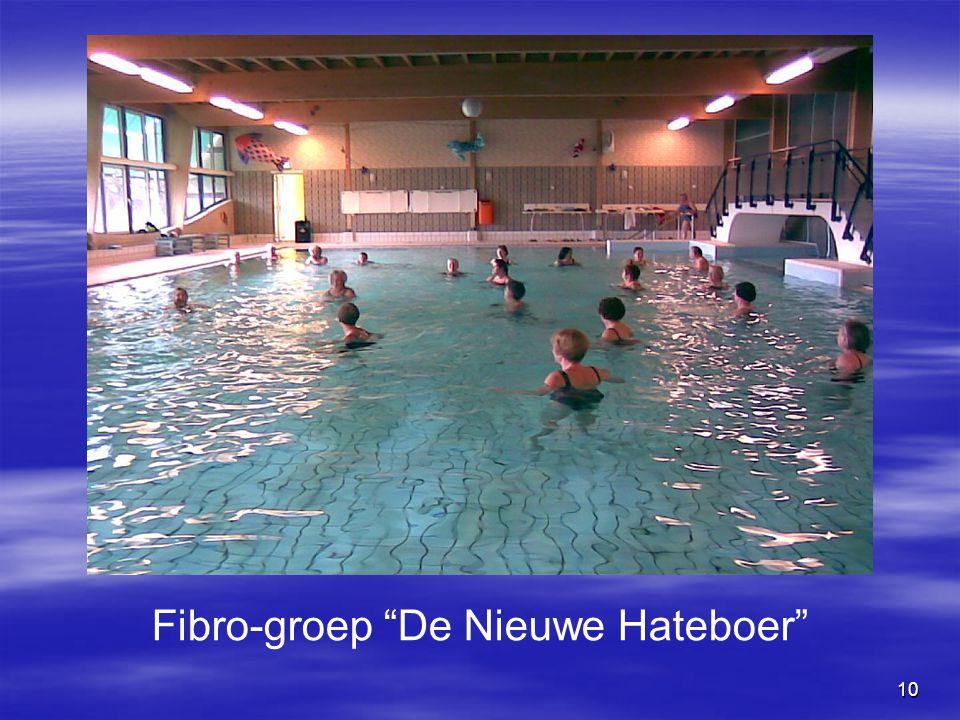 """10 Fibro-groep """"De Nieuwe Hateboer"""""""